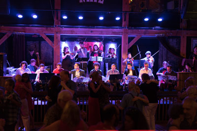 Stowe Tango Music Festival Orchestra
